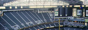 1998 | Chase Field Moving Roof Completed