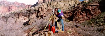 2003 | Grand Canyon Topographic Survey