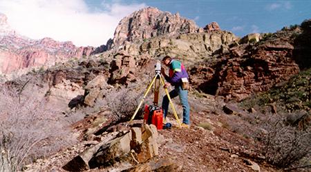 2003 | Grand Canyon Topographic Survey