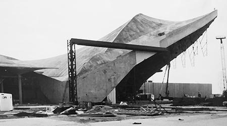 1973 | TWA Airframe Overhaul Facility